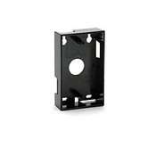 Linear 285 Surface-Mount Backbox, Black