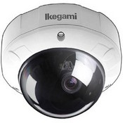 Ikegami ISD-A35-31WHITE Type 31 Vandal-Resistant Hyper-Dynamic Dome Camera (White)