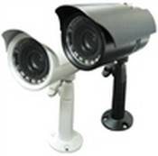 Speco INPROB67W Intelligent Protocol Auto Networking Weatherproof IR Bullet Camera White