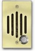 Channel Vision IU0222 Intercom Unit, Brass