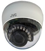 JVC TK-T2101RU Analog Indoor Ir Led Dome Camera