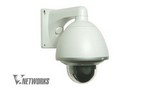 Jvc Professional Products Company VNH657WPU Outdoor Network Hd Ptz Dome Camera