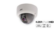 JVC VN-T216U 2.2MP H.264 Mini Dome IP Security Camera