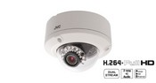 JVC VN-T216VPRU 2.2MP H.264 IR Dome IP Security Camera
