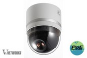 JVC VN-V686BU PTZ Network Dome Camera