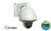 JVC VN-V686WPBU Outdoor Ptz Network Dome Camera