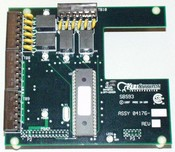 Keri Systems SB-593 Satellite II Expansion Board