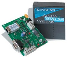 Keyscan NETCOM2 Security Products