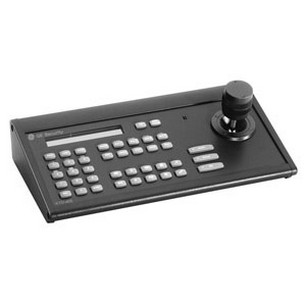 GE Security KTD-405-2D Variable-Speed Desktop Keypad, 37 Key, 2-Axis Joystick, Calibur/Digiplex