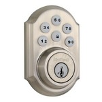 Kwikset 99090002 Satin Nickel Bolt Electric Stike