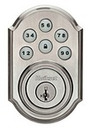 Kwikset 99090018 Traditional Style, Satin Nickel