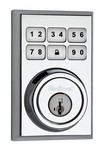 Kwikset 99090022 Contemporary Style, Polished Chrome