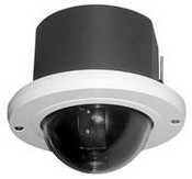 Pelco LD53HDCF1 Lower Dome In Ceiling Heavy-Duty Spectra III, Clear, Cage