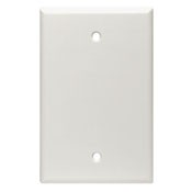 Leviton Manufacturing 80514W Leviton Midway Size, Thermoset, Box Mount – White