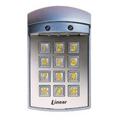 Linear AM-KPI Interior Keypad