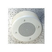 Louroe Electronics TLM-CS Ceiling Surface Mount, Mounting Ring & Grill Included
