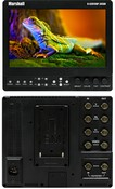 Marshall Electronics V-LCD70XP-3GSDI 7 inch Lightweight High Resolution Portable Field / Camera-Top Monitor