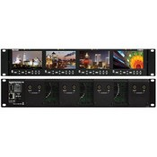 Marshall Electronics VMD434 Quad 4.3 Rackmount Design Mount Monitor