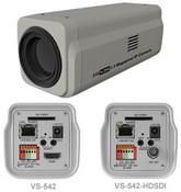 Marshall Electronics VS-542-HDSDI 1.3MP 18X Zoom IP Box Camera with PoE
