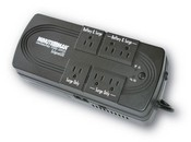 Minuteman EN600 600 VA Stand-by UPS with 6 Outlets