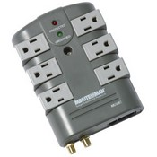 Minuteman MMS760RCT - 6-Rotating Outlet Surge Suppressor