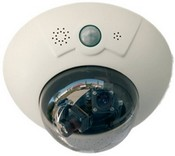 Mobotix MXD12VANDALPUWH Vandal Proof Kit, White