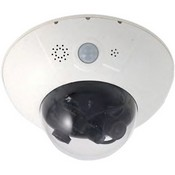 Mobotix MX-D14DI-SEC-NIGHT-180 DualDome Indoor Security Panorama Camera (Night)