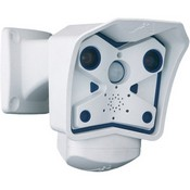 Mobotix MX-M12D-SEC-N22N43-LPF Dual Lens 3 MP Camera with Filter (22mm & 44mm Night Lenses)