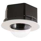 "Videolarm MR7CN IP Network Ready 7"" Recessed Ceiling Mount Clear Dome"