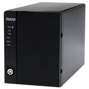 NUUO NE-2040-US-1T 4 Channel NVRmini 2 NAS-Based 2bay NVR, 1TB
