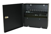 Nitek ER8400C Ethernet Over Coax (EOC) 8 Port Extender with Gigabit PoE Switch: (Wall Cabinet Unit)