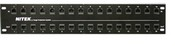 Nitek IPPWR16 IP Camera & PoE 16 Port Surge Protector