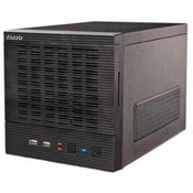 NUUO NT-4040-US-6TS 4 Channel 4-Bay Titan NVR, 6TB (3TB x 2)