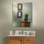 Broan - Nutone  52WH304DPF Deluxe 30 Flat Mirror