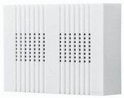 Broan-Nutone LA126WH Decorative Wired Two-Note Door Chime, Compact Classic Design, White Finish