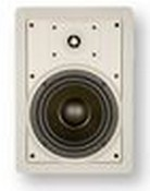 Orevox Usa Corporation IW-6S 6 1/2\ Two Way In-Wall Speaker - Pair