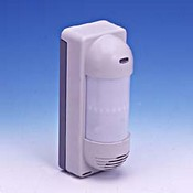 Optex VX-402R Battery Operated Motion Detector