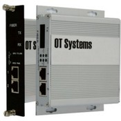 Ot Systems ET2111CSA Trasmit Side Of Unmanaged Industrial 2-P