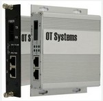 Ot Systems ET2111DSA Multimode / 10/100Mbps 2 Port Switch  Wd