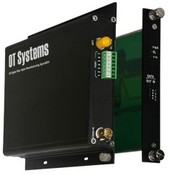 OT Systems FT110DB-SMTSA Digital Fiber Optic Transmitter Video/ Data, 1-Channel, Module, Multi Mode