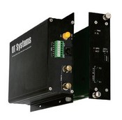 OT System FT210DBE-SSR RX 2 Channel Video + 1 Duplex Data + 10/100 BaseT Ethernet, Card Module / Standalone