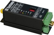 OT Systems FTD110DBMICRO-SMT Digital Fiber Optic Video/Data 1-Channel Transmitter, Micro, Duplex, Multi Mode