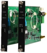 OT System FTD110DB-SMR Digital Fiber Optic Video/Data Receiver 1-Chanal, Card, Duplex, Multi Mode