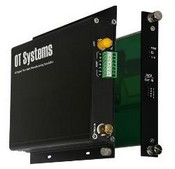 OT Systems FTD110DB-SMT Digital Fiber Optic Transmitter, 1 Channel, Video, Data, Card, Duplex, Mulitmode