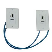 Tripp-Lite P167-000 HDMI over Dual Cat5 Extender Wall Plate Kit