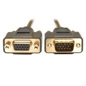 Tripp-Lite P510-010 10-ft. VGA Monitor Extension Gold Cable (HD15 M/F)