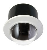 Panasonic PIDV7CN Indoor Vandal Ceiling Recessed Dome Clear 7in for WVCS954 and WVNS202A