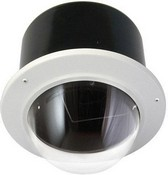 Panasonic PIDV7SN 7-inch Indoor Vandal Ceiling Recessed Dome Smoked for WVCS954 and WVNS202A