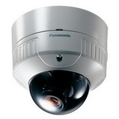Panasonic WV-CW244S-B PNS High Resolution Color Vandal Proof Camera W 3.8-8