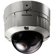 Panasonic WV-CW484S/15 Vandal Proof Super Dynamic III Color Dome Camera with 15-50mm Varifocal Lens (Surface Mount)